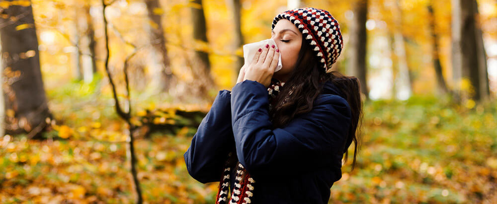 Natural Ways to Fight Fall Allergies